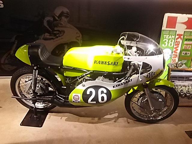 カワサキ バイク 5