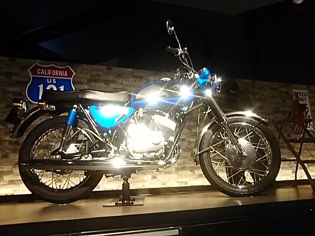 カワサキ バイク 6