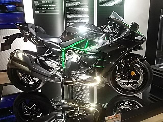 カワサキ バイク 11
