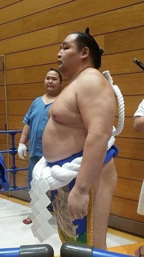 横綱 鶴竜さん