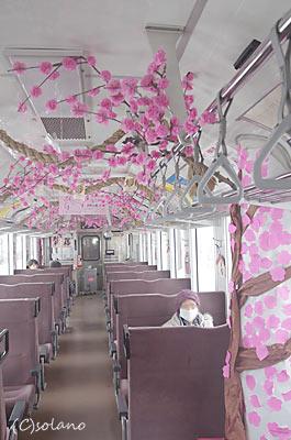 津軽鉄道、ストーブ列車に併結されていたレールバス