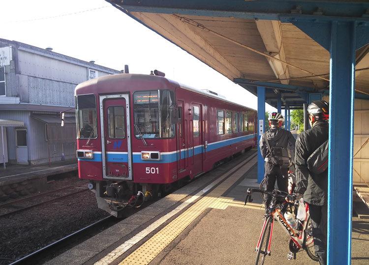 長良川鉄道-(8)