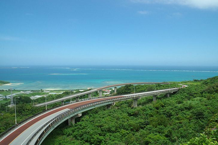 ニライカナイ橋・沖縄・2014・6・21・13時39分・フォトック