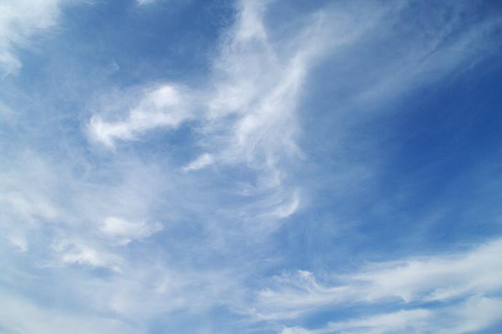 空・2010・ 5・13・16時50分・フォトック