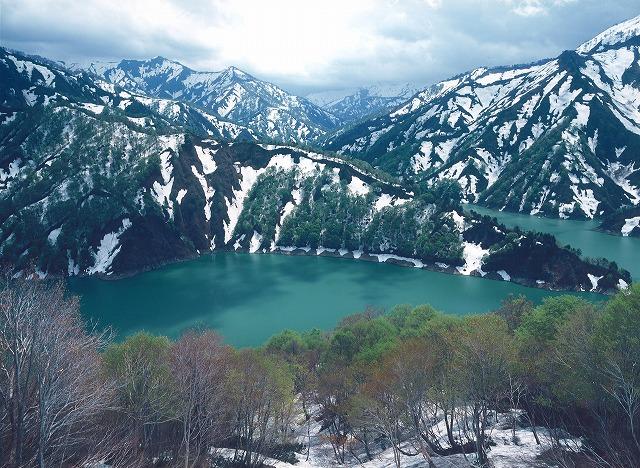 田子倉湖30