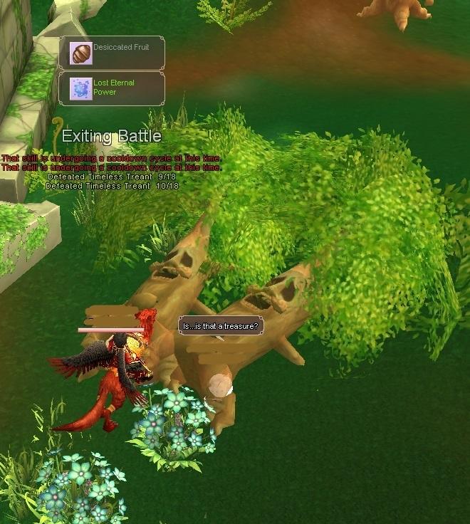 GFブログ(W10)用12 B ガイアの林でギルクエ