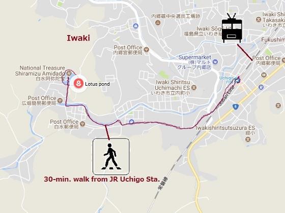 20180703白水阿弥陀堂のハス (560x420)