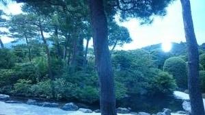 足立美術館日本庭園1120180625
