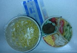麺弁当20180704