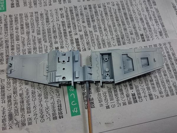 ローグ・ワン Xウイング・ブルーリーダー製作記71