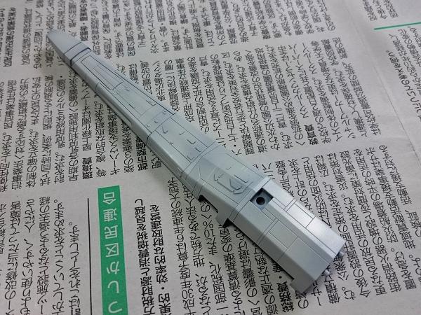 ローグ・ワン Xウイング・ブルーリーダー製作記72