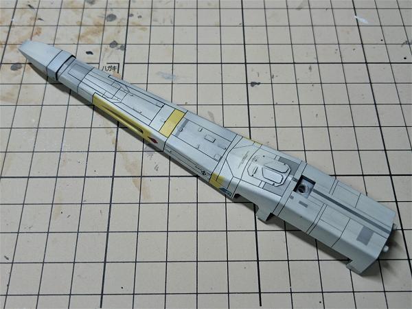 ローグ・ワン Xウイング・ブルーリーダー製作記113