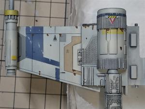 ローグ・ワン Xウイング・ブルーリーダー製作記119