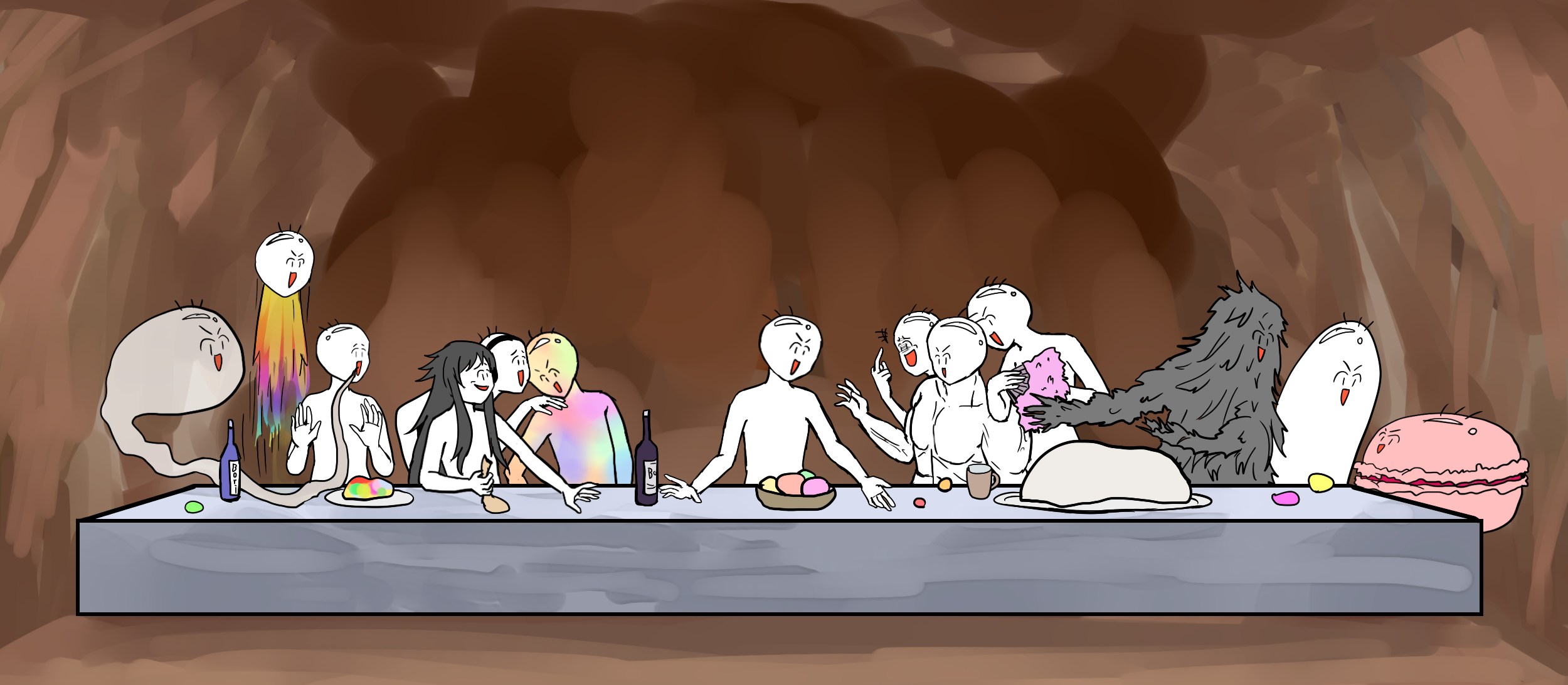 Boriの晩餐