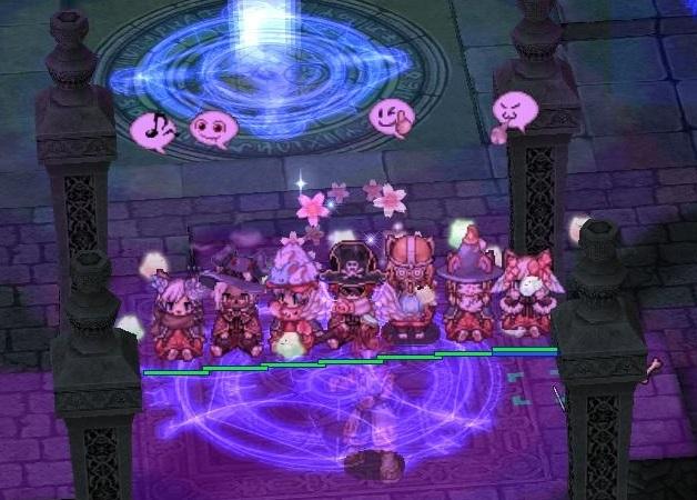 悪夢の神殿1