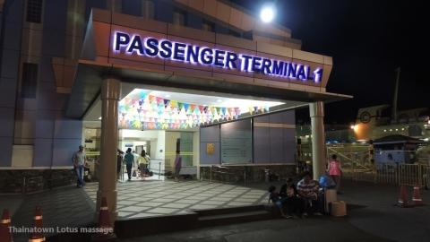 Cebu→Bohol Ocean Jet