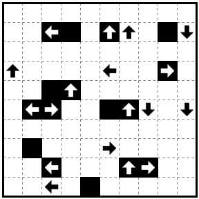 流れるループ 036