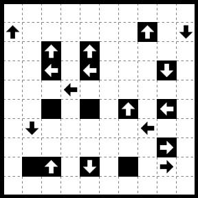 流れるループ 037