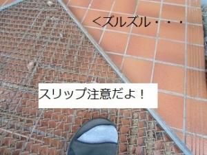 玄関タイル,石床用ワックス,泥落とし,滑る