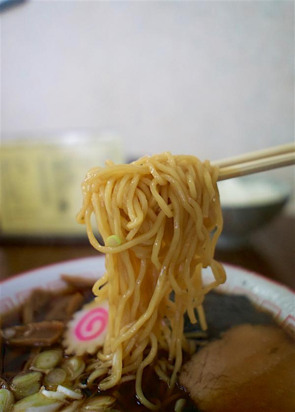 いのせ食堂@宇都宮市徳次郎町 麺