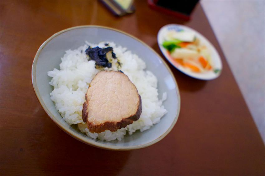 いのせ食堂@宇都宮市徳次郎町 Andy特製チャーシュー丼
