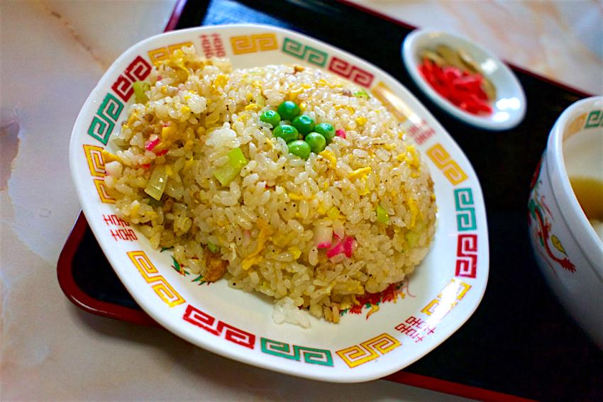 中華料理一番@日光市土沢 チャーハン