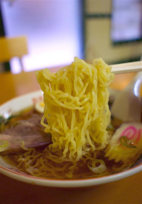 御食事処一条@宇都宮市江野町 麺