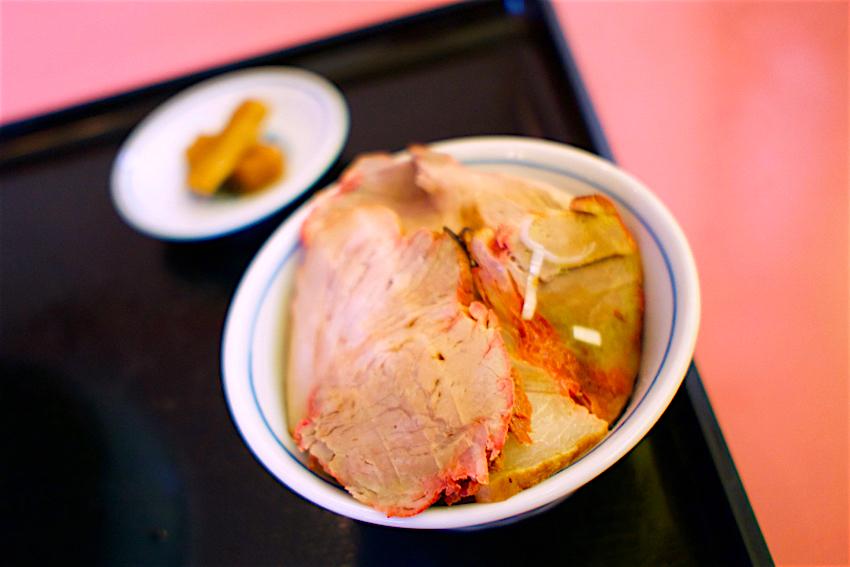 中華料理 大同@宇都宮市みどり野町 Andy特製チャーシュー丼