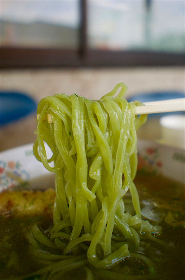 壬生のおばちゃんち@壬生町国谷 手延べ麺