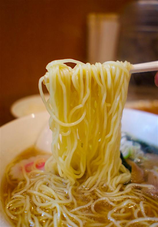 豚嘻嘻 本店@宇都宮市馬場通り 麺