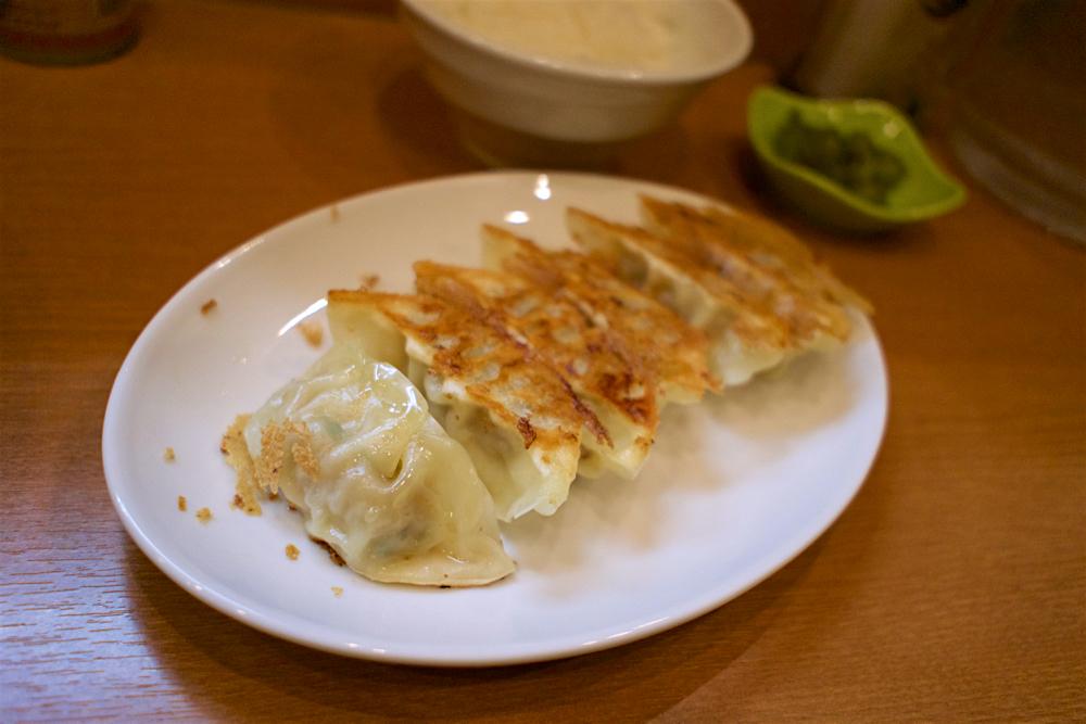 豚嘻嘻 本店@宇都宮市馬場通り 肉餃子