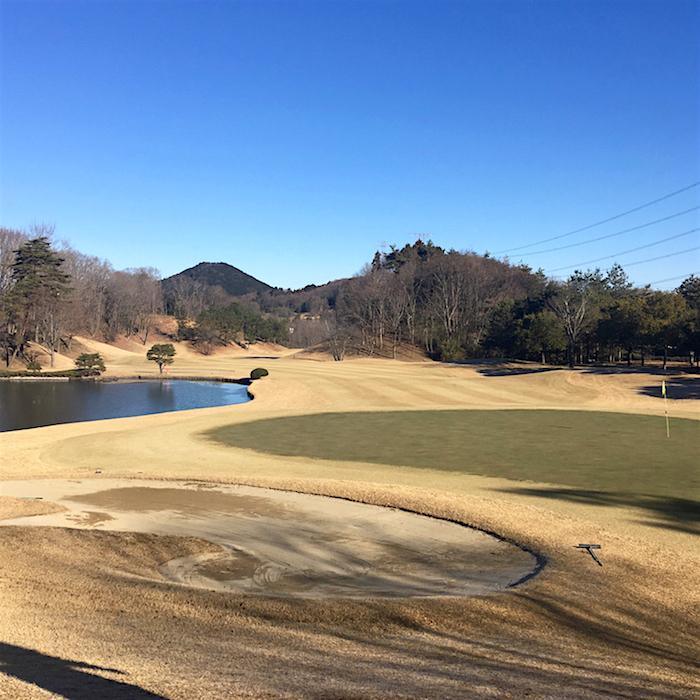 ましこゴルフ倶楽部@益子町大沢 コース