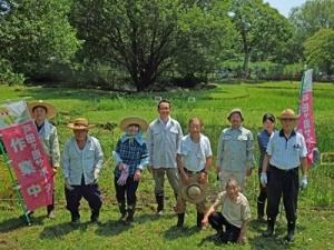 180626戸田ヶ原野草園管理(3)