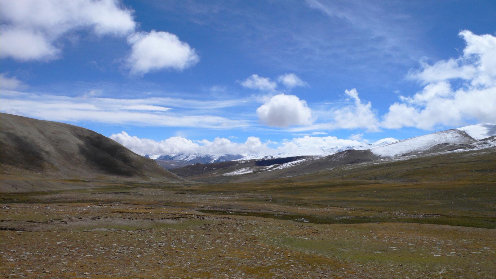 ヒマラヤ風景