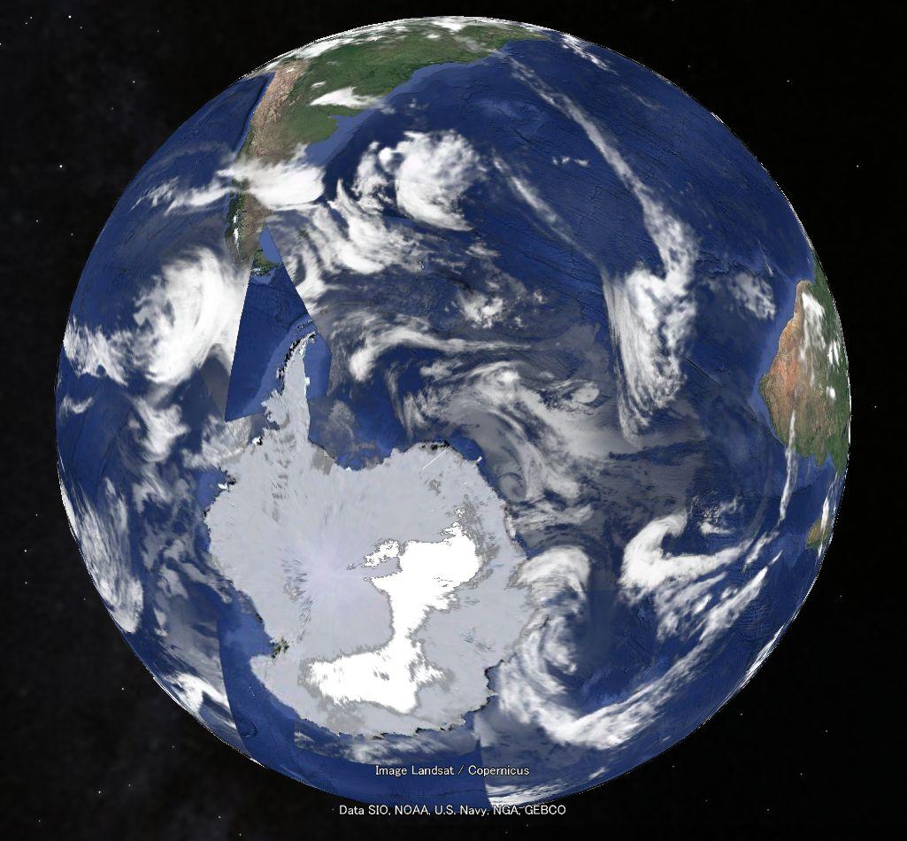 20180408 13 30南アフリカ・アルゼンチン・南極トライアングルグリッド