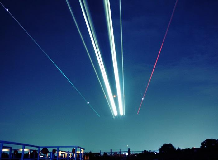 no513着陸機の航跡