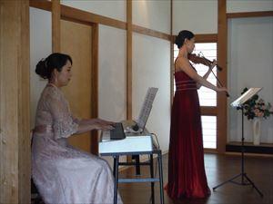 薫風Ⅱ 072 ピアノとヴァイオリン!_R