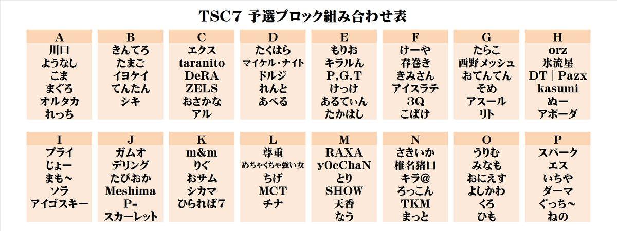 tsc7 player