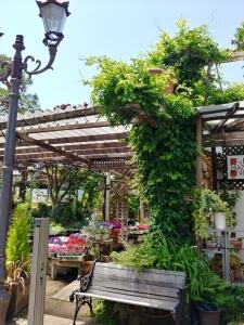 庭樹園エントランス