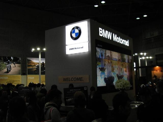 BMWブース201803
