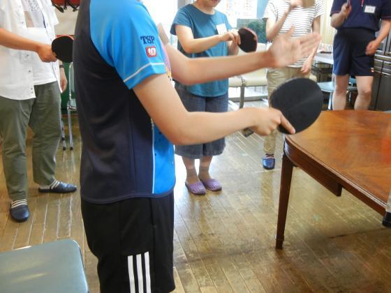 卓球選手権