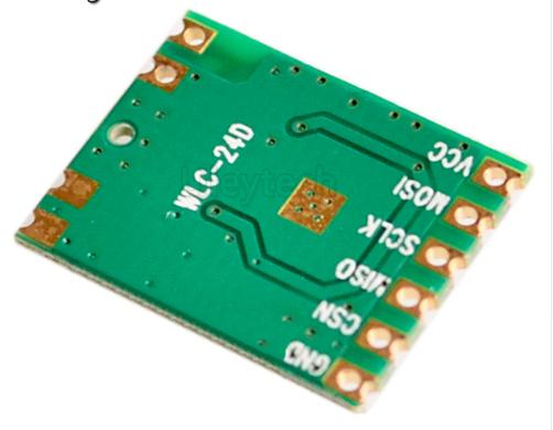 2.4GHzラジコン用ファームウェア製作(CC2500)ピン接