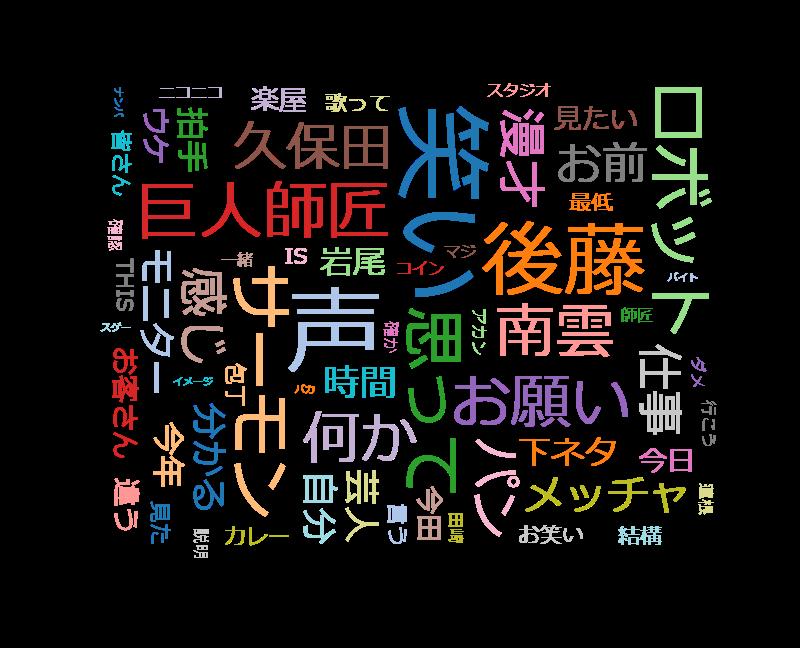 本能Z【昨年王者が推す今年のM1有力芸人/アニメで見た2足歩行ロボット】