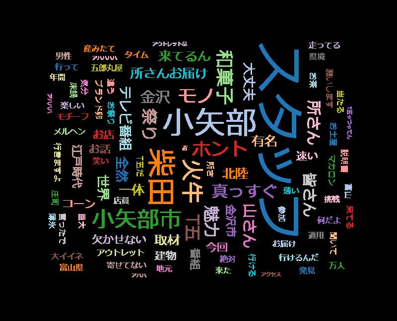 所さんお届けモノです!【日本に凱旋門!T五に火牛祭り! 富山・小矢部市】