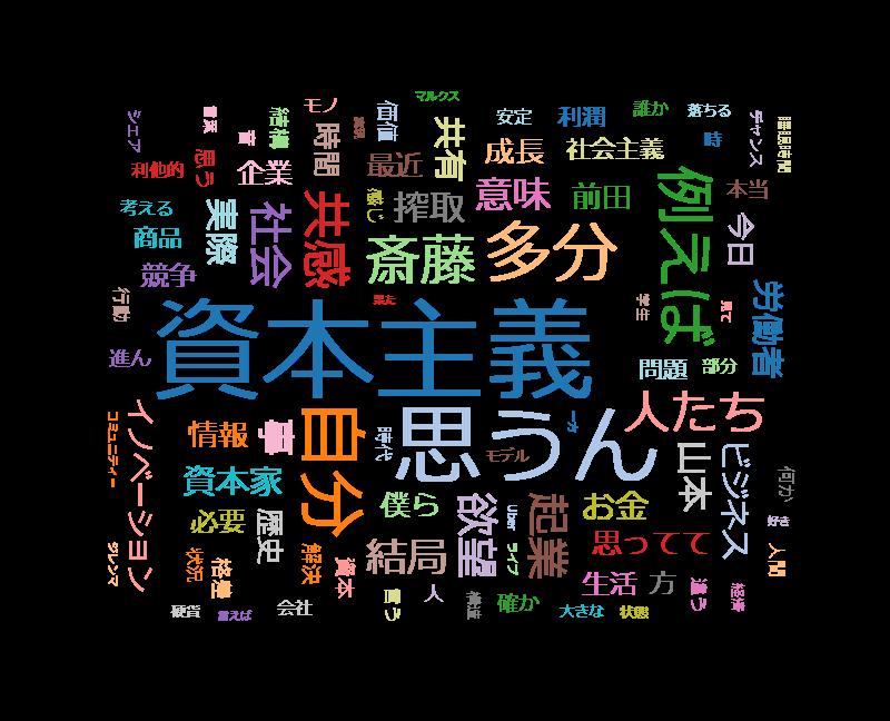 新世代が解く!ニッポンのジレンマ「お金もうけのジレンマ~新世代の資本主義論~」