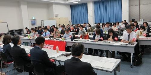 2018_0414 2018春闘第4回団体交渉 (20)s