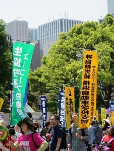 2018_0501メーデー(横浜) (2)s