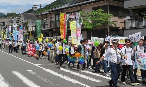 2018_0519神奈川平和行進神奈川→静岡引き継ぎ (2)