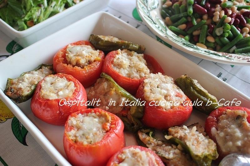 トマトのファルシ (1)
