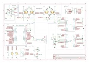Nucleoマウス回路図